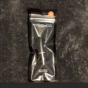 "MAC travel size ""Velvet Teddy"" lipstick"